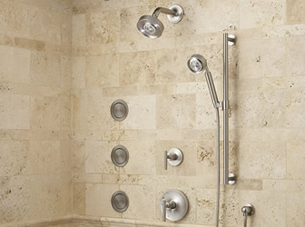 Kohler Purist Luxury Shower Kit
