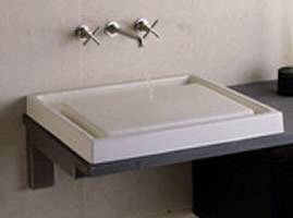 Kohler Purist Wading Pool Wet Surface Lavatory
