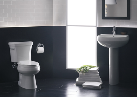 Kohler Wellworth Bathroom Ensemble