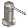 moen stainless steel soap dispenser