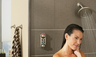 Moen ioDigital Shower