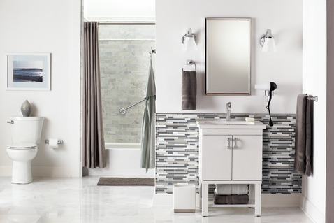 Moen Voss Bathroom Collection