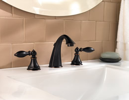 Pfister Catalina 3 Hole Widespread Lavatory Faucet