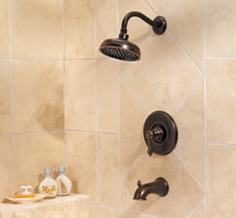 Pfister Marielle Trim Tub And Shower