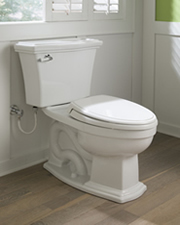 Toto Clayton Two Piece Elongated Toilet