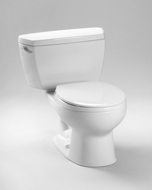 Toto Drake Two Piece Round Front Toilet
