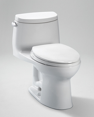 Toto Drake UltraMax II Elongated Toilet