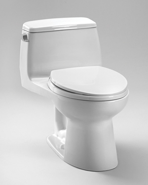 Toto UltraMax Elongated Toilet