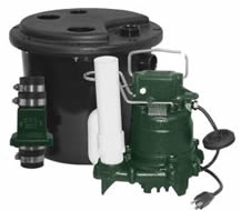 Zoeller 105 Drain Pump Series