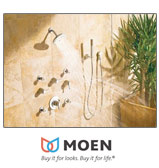 Moen ioDigital Shower Systems