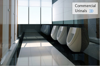 Commerical Urinals