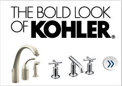 Kohler Kitchen & Bathroom Faucets