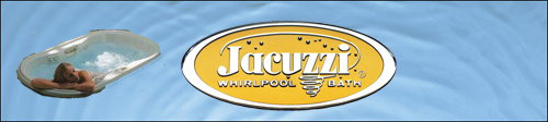 Jacuzzi Whirlpool Baths