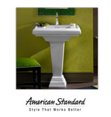 American Standard Town Square Sinks
