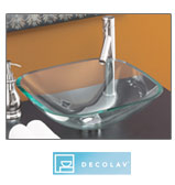 Decolav Bathroom Vessel Sinks