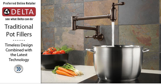 Delta Faucets Pot Fillers