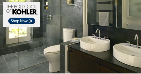 The Bold Look for Kohler at Faucet Depot