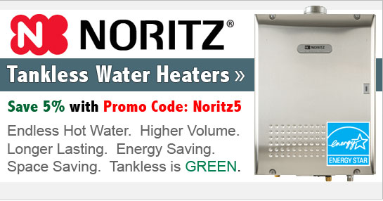 Noritz Tankless Water Haters