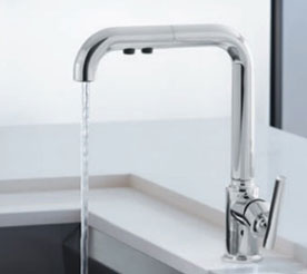 Kitchen Faucets Sinks And Garbage Disposals By