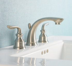 Bathroom Faucets Bathroom Sinks And Showers By Kohler Moen Delta - Basic bathroom faucet