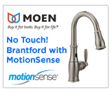 Moen Brantford Motionsense