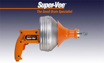 General Wire Super Vee Drain Cleaner