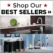 Best Selling Faucets, Sinks, Showers and Commercial Plumbing Supplies