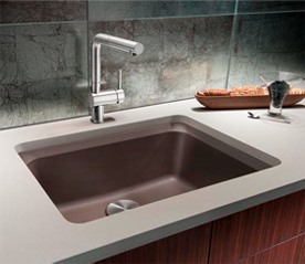 Blanco Kitchen Sink and Faucet