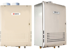 Noritz-Tankless-Water-Heaters