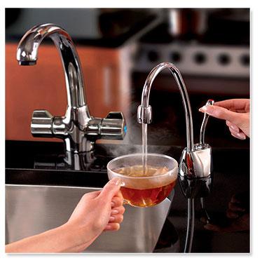 Superieur InSinkErator Instant Hot Water Dispenser In Chrome