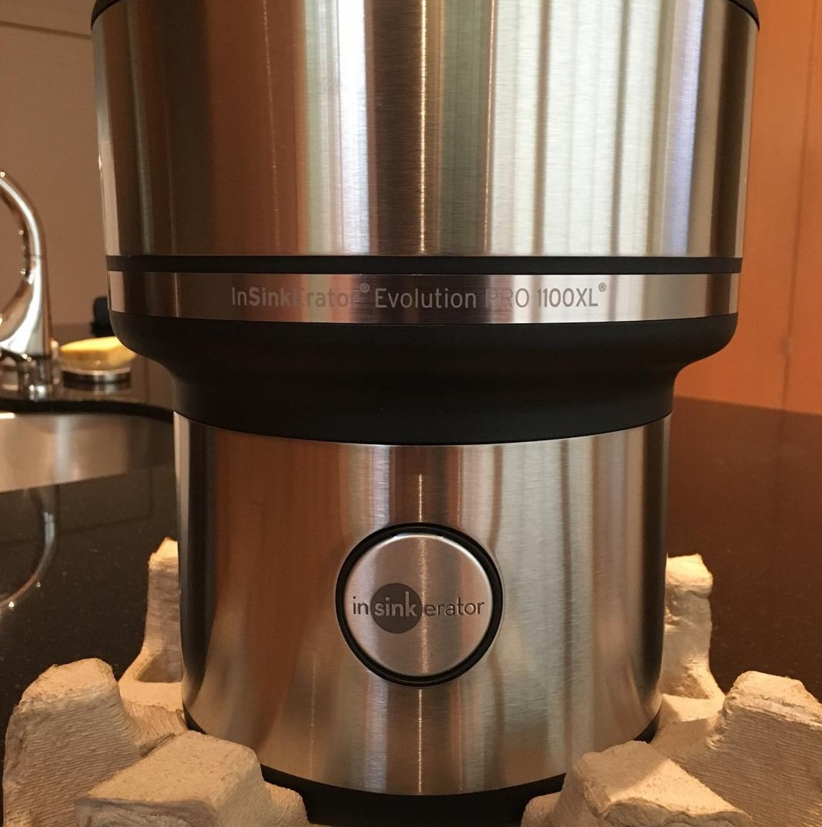 Insinkerator Pro 1100xl Evolution Series Garbage Disposal Wiring Kitchen Safety Home Maintenance The