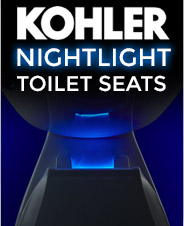 Kohler Nightlight Toilet Seats