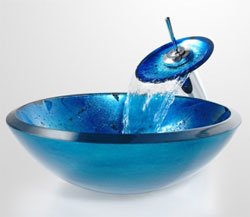 Kraus Glass Vessel Sinks