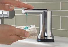 Delta Soap Dispenser