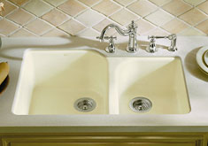 Kohler kitchen and bathroom faucets sinks and showers faucetdepot kohler kitchen sinks workwithnaturefo