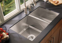 Moen Kitchen Sinks