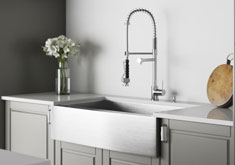 vigo kitchen sinks and accessories