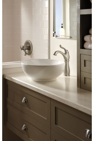 Delta 579-SS-DST Leland Single Handle/Hole Lavatory Faucet