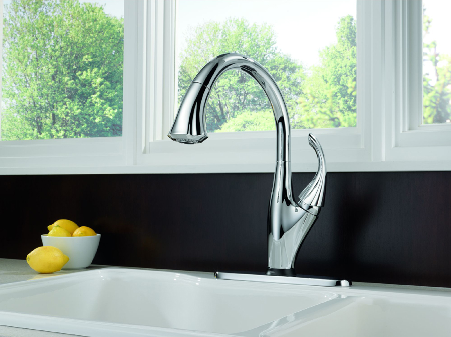 Delta Addison Faucet with Touch20 Technology