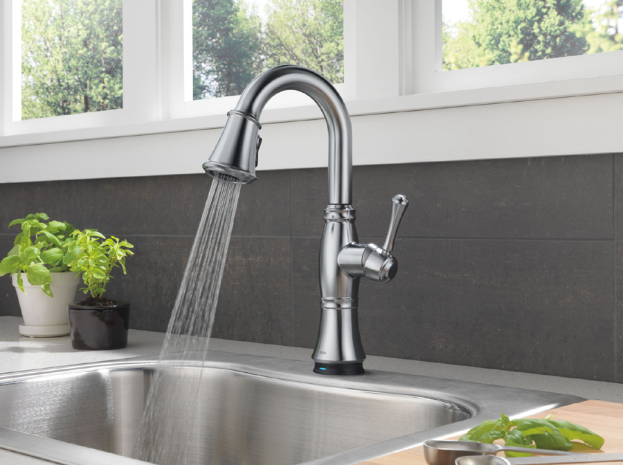 Delta 9997T-AR-DST Bar/Prep Faucet with Touch2O Technology