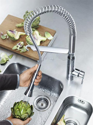 Grohe Centric Features