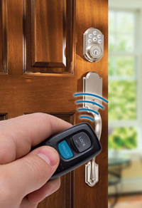 Kwikset Home Connect
