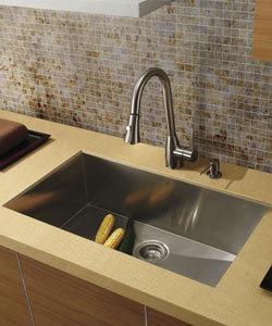 Vigo Kitchen Sink