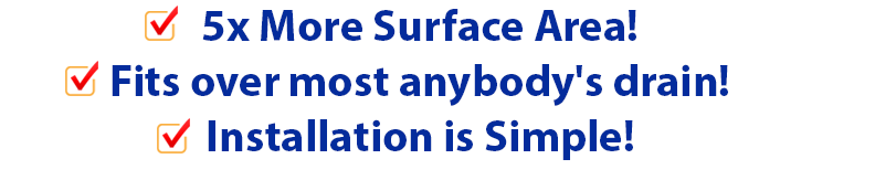 More Surface Area