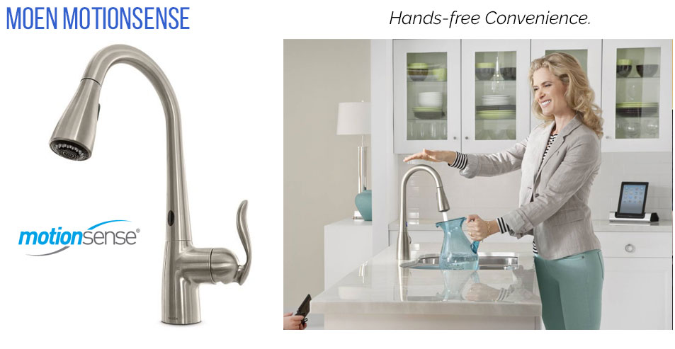 Moen Faucets Amp Showers For Your Kitchen And Bathroom