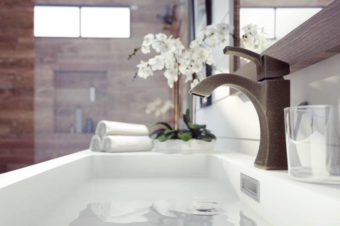 Moen Voss bathroom  faucet