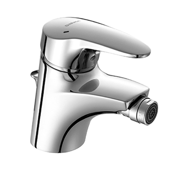 KWC 0106.3273.0017 Hansamix Bidet Mixer - Polished Chrome