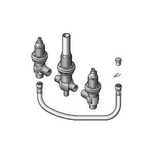 Price Pfister 0X6-440R Four Hole Roman Tub Rough-In Valve