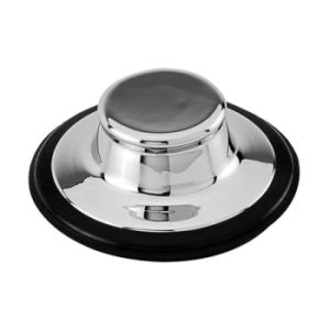 Brasstech 113-26 Garbage Disposal Stopper - Polished Chrome