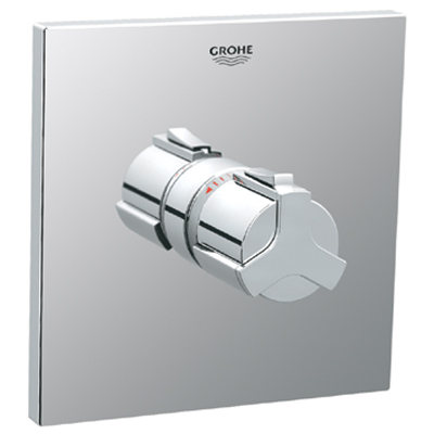 Grohe 19.305.000 Allure Thermostat Shower Trim - Chrome